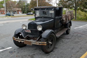 antique truck photos